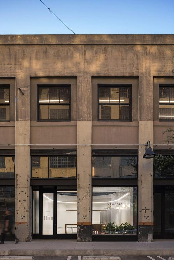 美国洛杉矶 Vrai&Oro 珠宝店设计 美国 珠宝店设计 店铺设计 商业空间设计