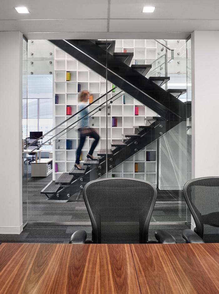 加拿大多伦多 PenguinRandom 办公室设计 加拿大 办公室设计