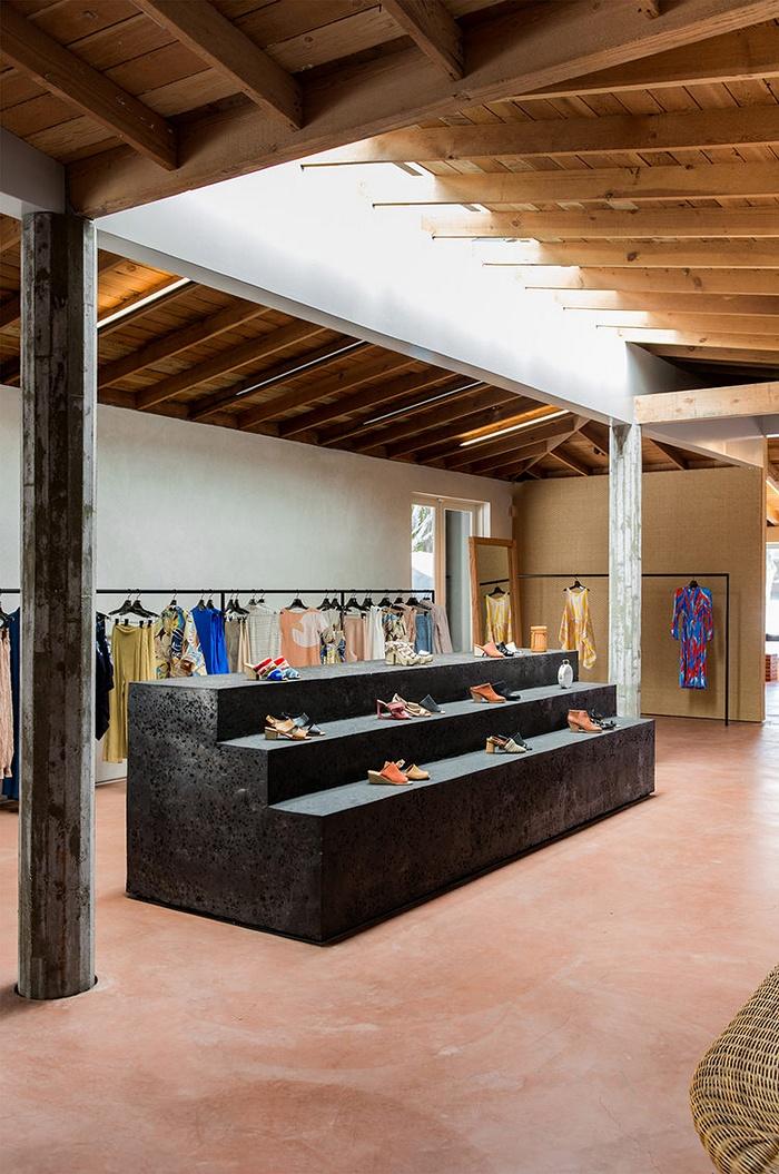 洛杉矶 Rachel Comey 商店设计 美国 服装店设计 店面设计 商店设计