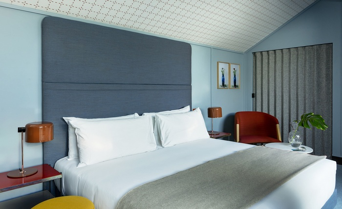 意大利米兰 Room Mate Hotel Giulia 宾馆设计 酒店设计 意大利 宾馆设计