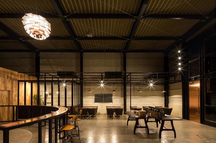 日本爱知县 R ART of Coffee 咖啡馆设计 日本 咖啡馆设计 咖啡厅设计