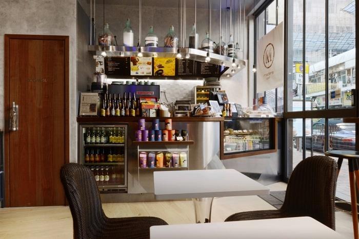 香港 Madera Cafe 快餐店设计 香港 餐厅设计 西班牙 快餐店设计 咖啡馆设计