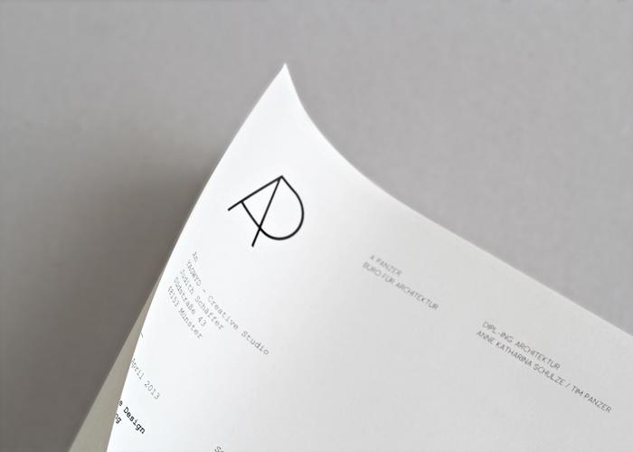 A PANZER 建筑企业VI设计 标志设计 名片设计 包装设计 VI设计
