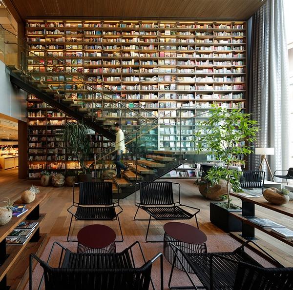 日本大阪枚方 T SITE 书店设计 日本 书店设计