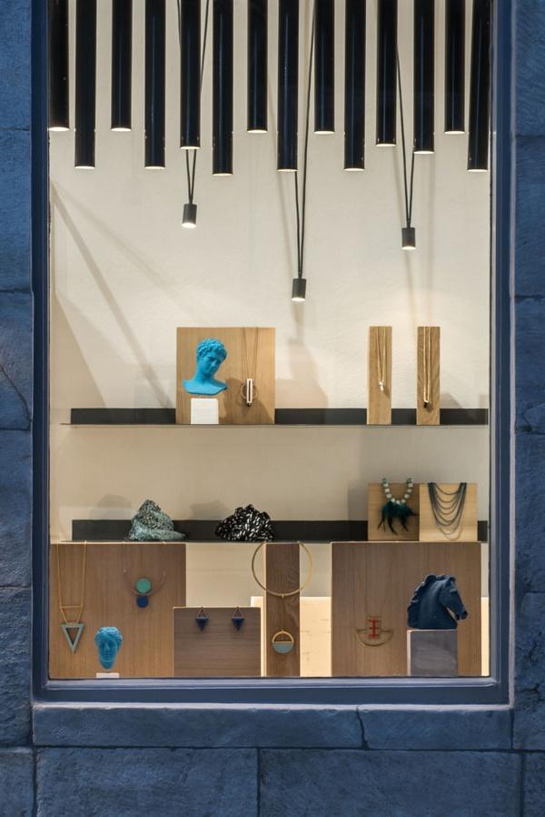 希腊锡罗斯 Terra 概念店设计 概念店设计 店面设计 希腊 商业空间设计 专卖店设计