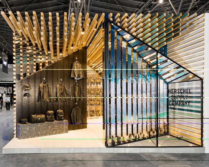 上海 Herschel Supply 展厅设计 展厅设计 加拿大 中国 上海