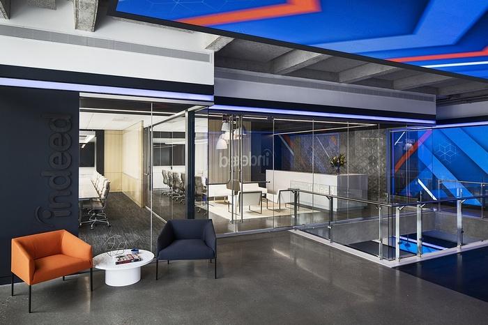 美国德克萨斯 Indeed 公司新总部办公室设计 美国 办公室设计