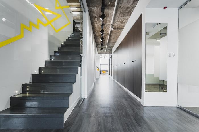 俄罗斯莫斯科 IND Architects 办公室设计 办公空间设计 办公室设计 俄罗斯