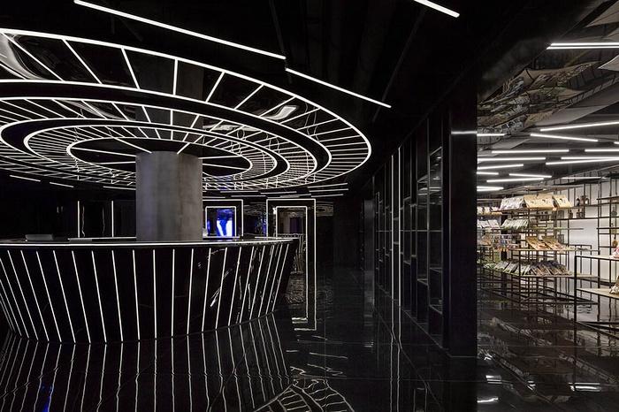 深圳自由空间 KTV 总店设计 深圳 中国 KTV设计