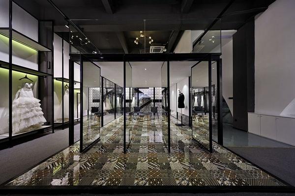 福州 FORUS 婚纱店设计 婚纱店设计