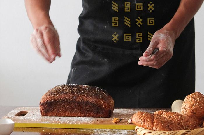 秘鲁 Paru 面包店品牌形象设计 菜单设计 品牌形象设计 名片设计 包装设计