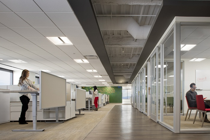 丹佛 Molson Coors 创意办公室设计 美国 办公空间设计 办公室设计