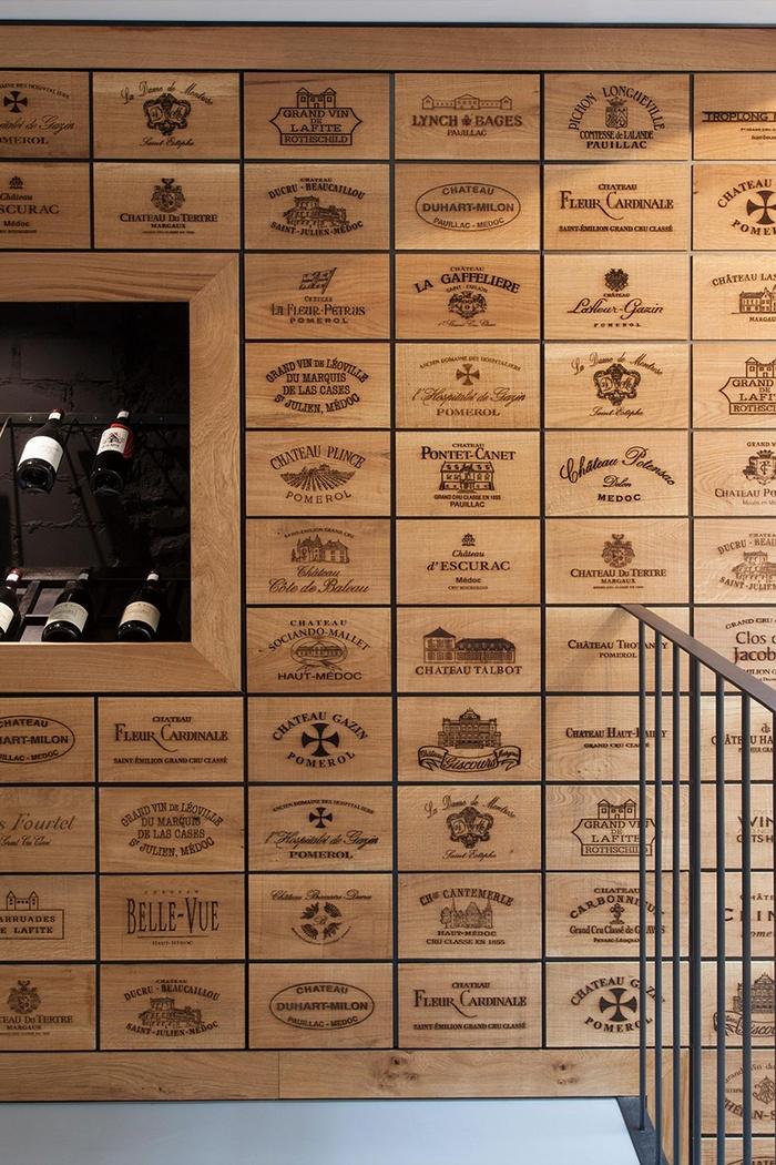 荷兰鹿特丹港 Wijn aan de Kade 红酒店设计 酒店设计 荷兰