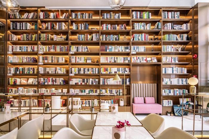 深圳邻间 Lingers 书吧设计 深圳 商业空间设计 咖啡厅设计 书店设计 书吧设计 中国