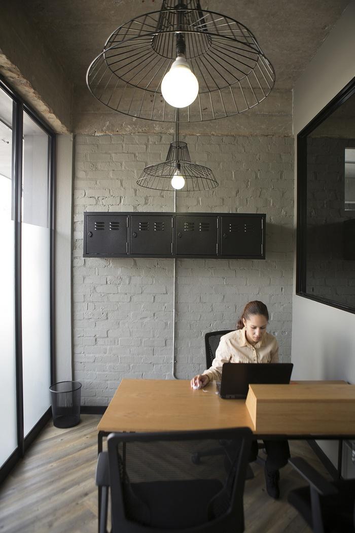 南非约翰内斯堡 FoxP2 广告公司办公室设计 办公空间设计 办公室设计