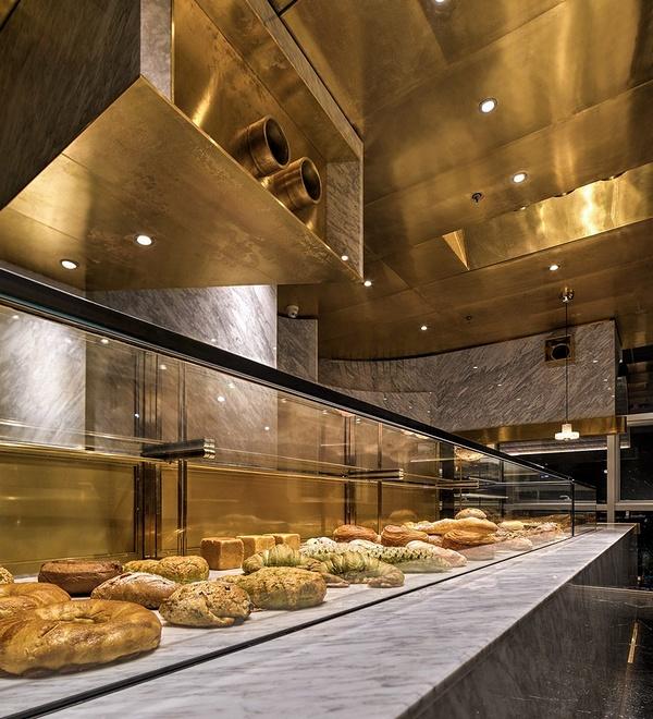 杭州 MAIMAi 麦丘梵面包店设计 面包店设计 烘焙店设计 店面设计