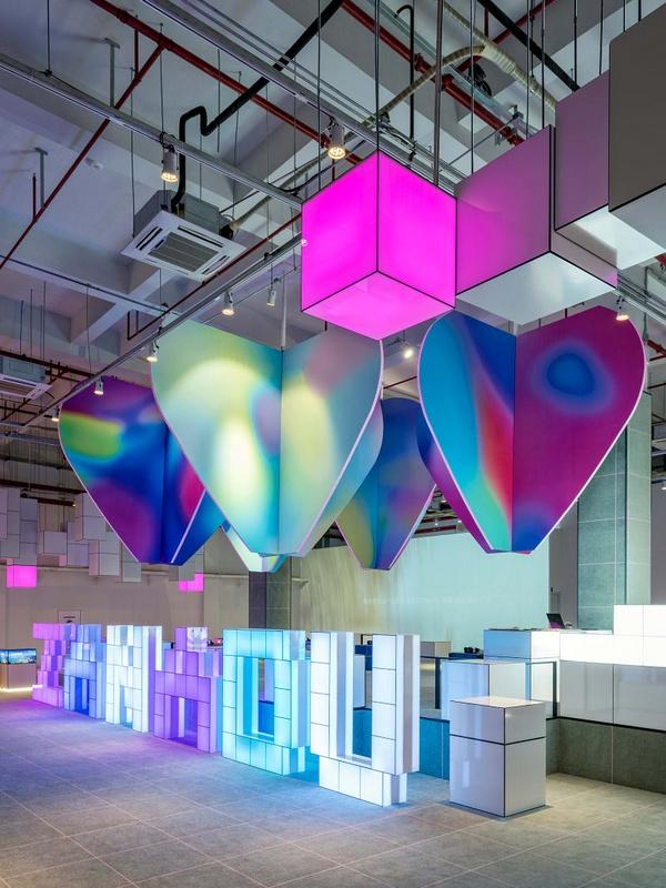 上海 zanadu 旗舰店设计 旗舰店设计 中国 上海
