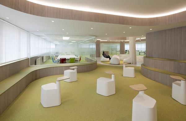 西班牙桑坦德银行设计 银行设计 西班牙