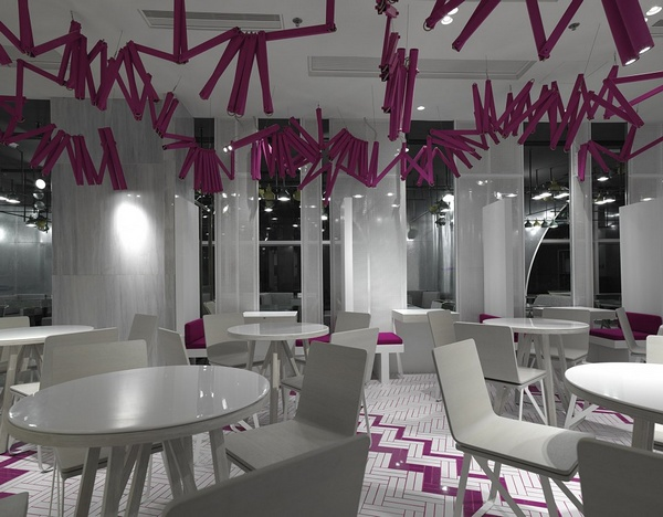 香港 #OMG 日式餐厅设计 香港 餐厅设计 日本 料理店设计