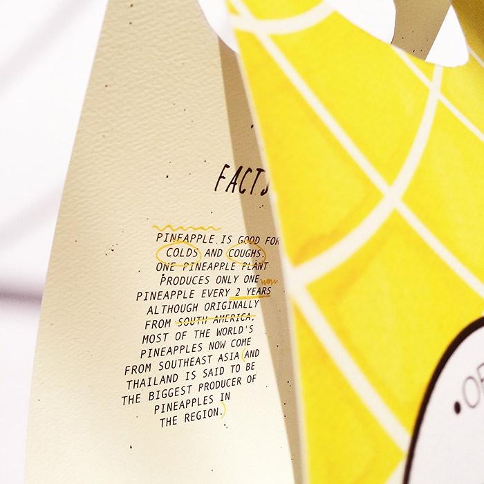 夏威夷 Aloha 生鲜品牌VI设计 标志设计 包装设计 VI设计