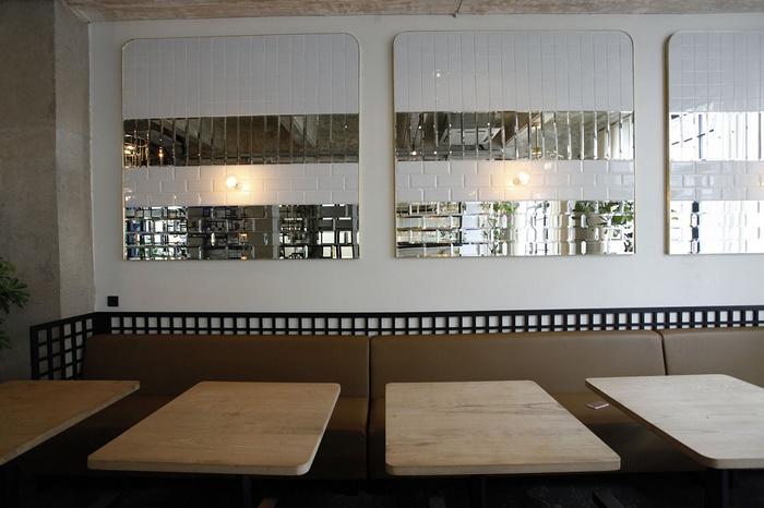 格鲁吉亚 Strada 连锁餐厅&咖啡馆设计 餐厅设计 连锁店设计 咖啡馆设计
