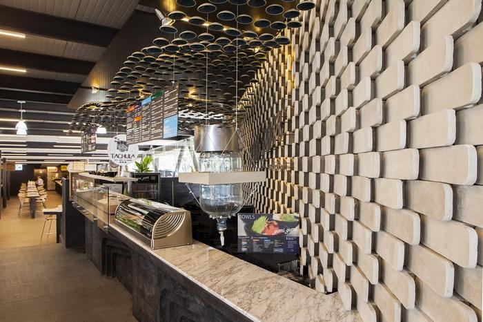 墨西哥 Yumi Yumi 寿司店设计 餐厅设计 寿司店设计 墨西哥