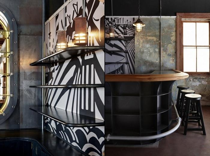 南非 Striped Horse 梅森堡酒吧设计 酒吧设计 印度