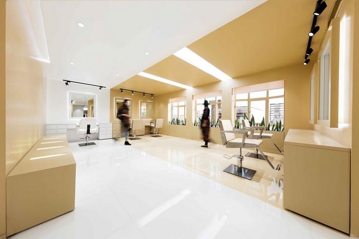 伊朗 Shokrniya 美容院设计 美容院设计 店面设计