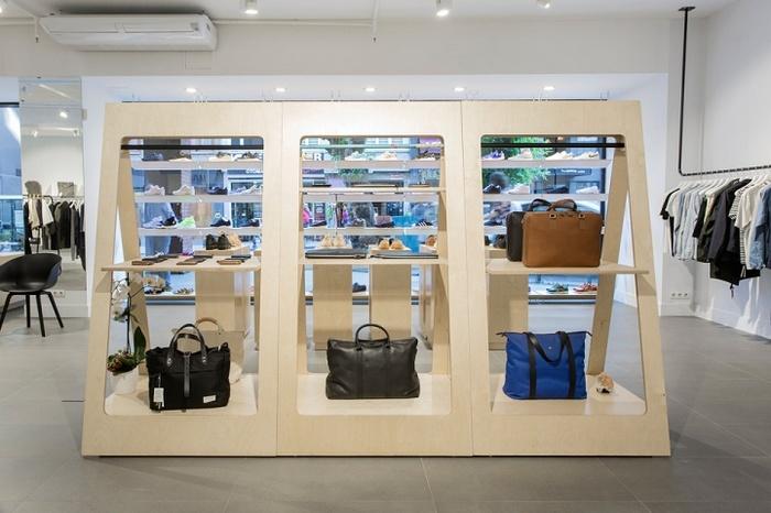 伊斯坦布尔 290sqm 专卖店设计 荷兰 店面设计 土耳其 商业空间设计 专卖店设计