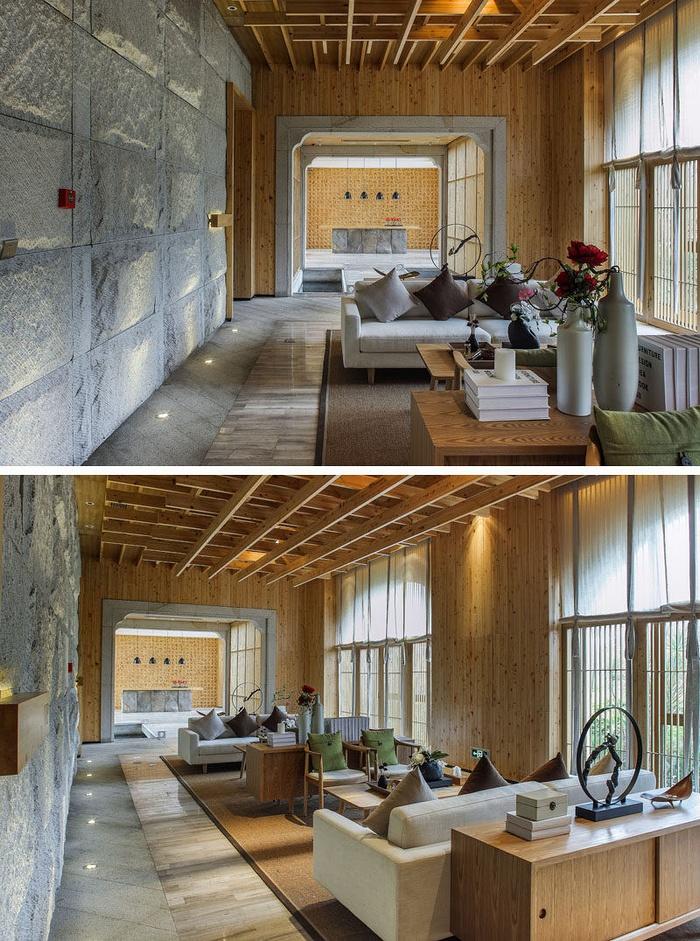 福州贵谷 Spa 体验馆空间设计 水疗中心设计 会所设计 中国 spa设计