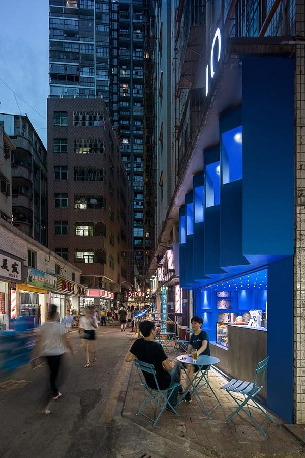 深圳十点创意饮品店设计 饮品店设计 深圳