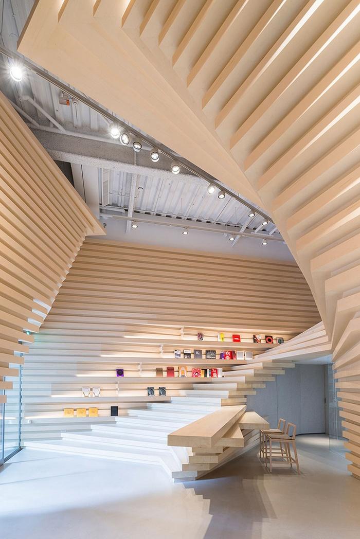 台北白石画廊设计 画廊设计 台湾 中国