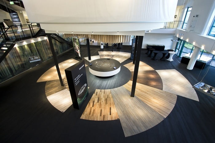 德国 Parador 展销体验中心设计 德国 体验中心设计