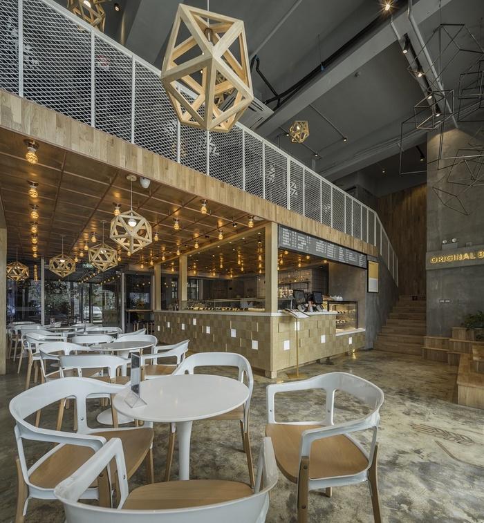 苏州 Bake Cafe 烘焙咖啡厅设计 烘焙店设计 咖啡馆设计 咖啡厅设计 中国