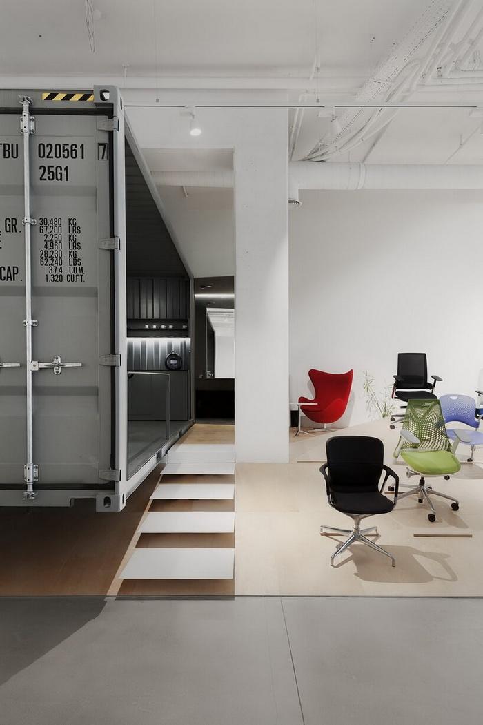 保加利亚 Workspace Bulgaria 家具店设计 店面设计 家具店设计 商业空间设计 专卖店设计