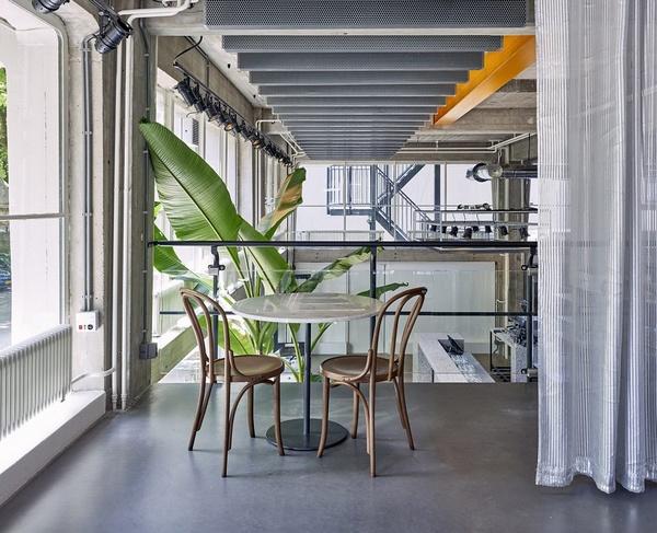 荷兰 OldScuola 披萨店设计 餐厅设计 荷兰 披萨店设计