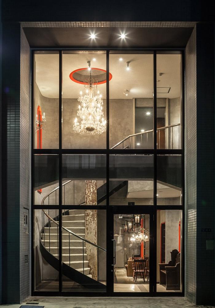 东京 ICHINICHI 创意旅馆设计 酒店设计 日本 旅馆设计 东京