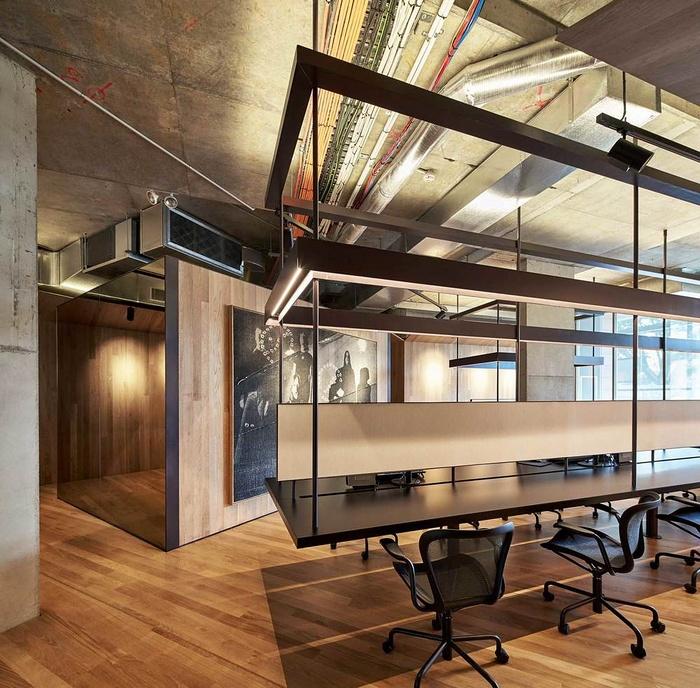 悉尼 Bresic Whitney's Darlinghurst 办公室设计 办公室设计
