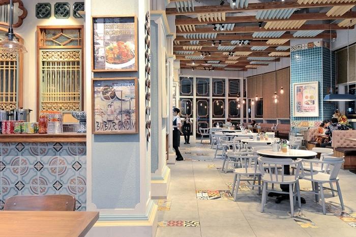 印度尼西亚雅达 Eastern Kopi TM 餐厅设计 餐厅设计