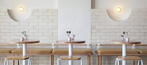 澳大利亚悉尼 Dessert station 甜品店设计 甜品店设计 澳大利亚 店面设计 中国