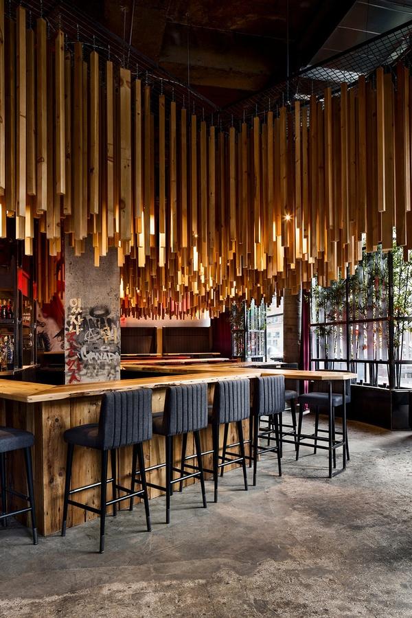 加拿大 Gaoadara 酒吧设计 酒吧设计 加拿大