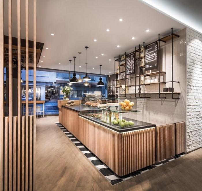 德国图宾根 Primo 咖啡吧设计 德国 咖啡吧设计 咖啡厅设计