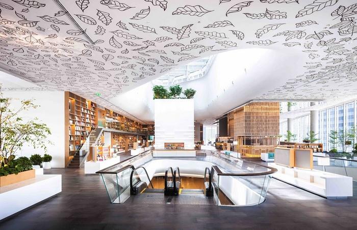 泰国曼谷 Open House 共享空间设计 泰国 共享空间设计