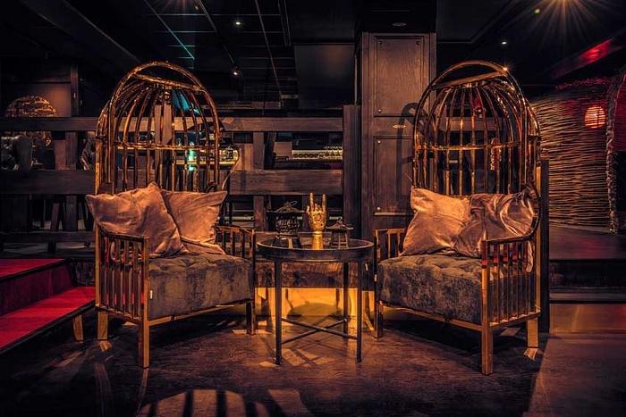 瑞典 Harrys 连锁餐厅设计 餐厅设计 连锁店设计 概念店设计 俱乐部设计