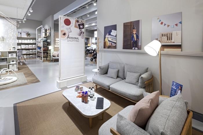 苏格兰格拉斯哥堡 Mamas&Papas 母婴店设计 英国 母婴店设计 店面设计 商业空间设计 专卖店设计