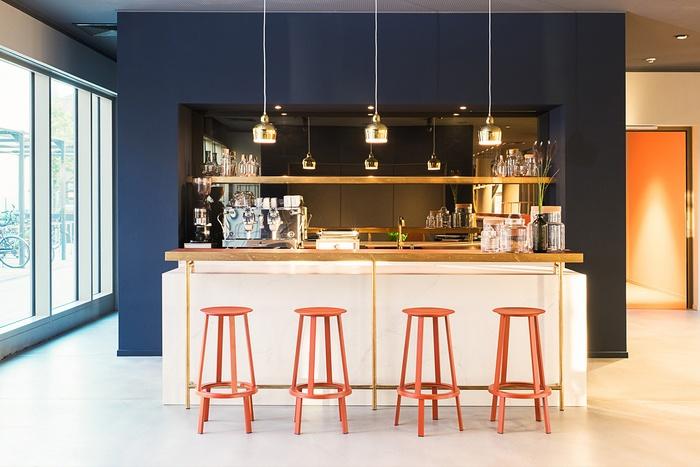 德国柏林 Zalando 多用途空间设计 德国 展厅设计 办公空间设计 办公室设计