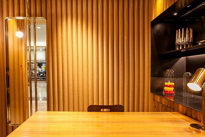 巴西圣保罗 Mariah Rovery 珠宝店设计 珠宝店设计 店面设计 巴西 商业空间设计 专卖店设计