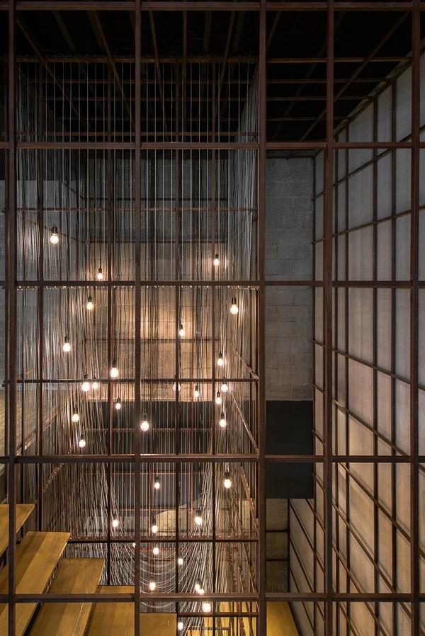北京隆小宝旗舰店设计 餐厅设计 面馆设计 旗舰店设计 北京