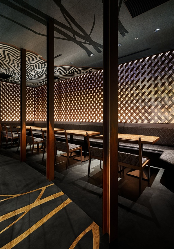 东京 SAITOJOTARO 和服店设计 服装店设计 日本 店面设计 东京 专卖店设计