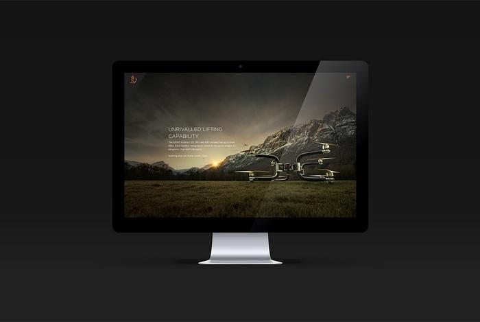 GRIF 航空公司企业VI设计、标志设计 网站设计 画册设计 标志设计 VI设计